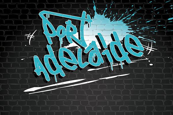 Pro Art Graffiti Port Adelaide Grfpopa001