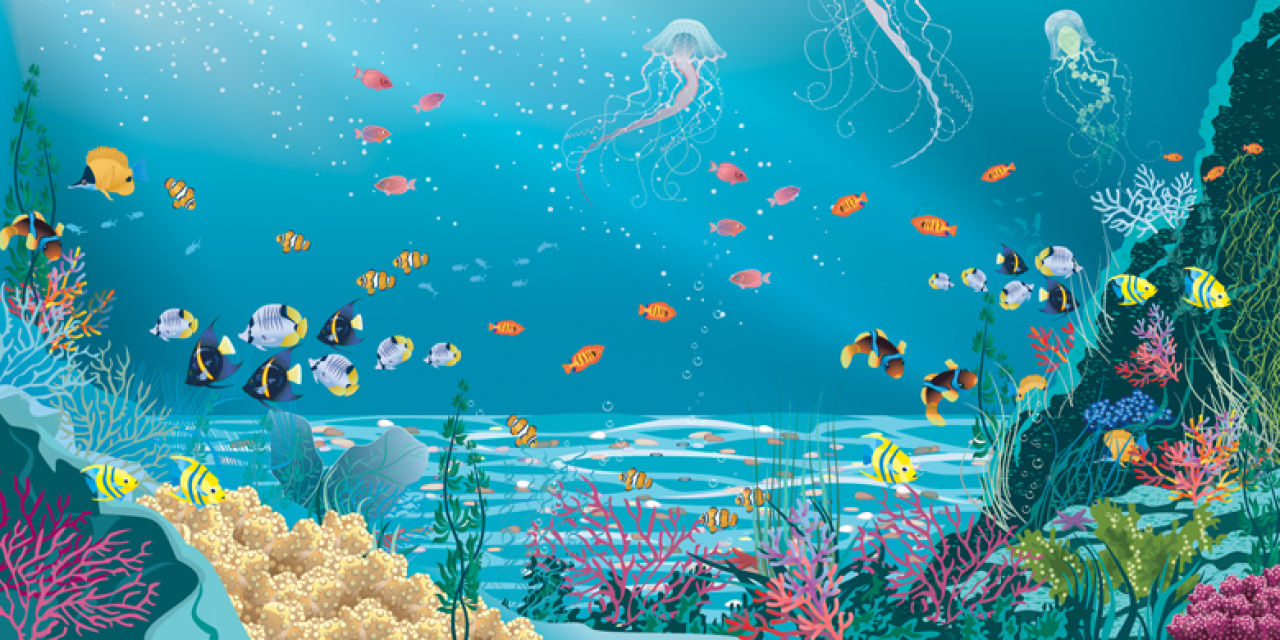 Pro Art Under The Sea
