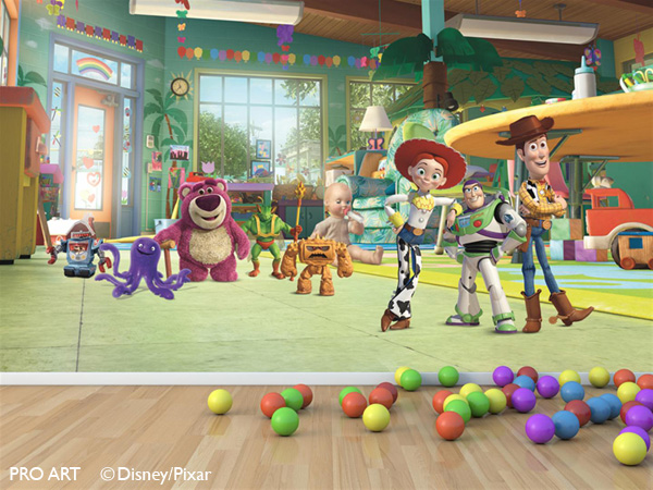 Captivating Disney Toy Story Wall Murals Part 30