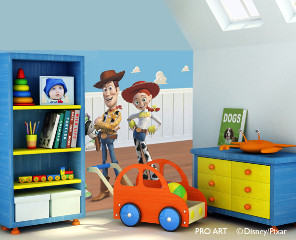 Disney Toy Story Wall Murals Part 77