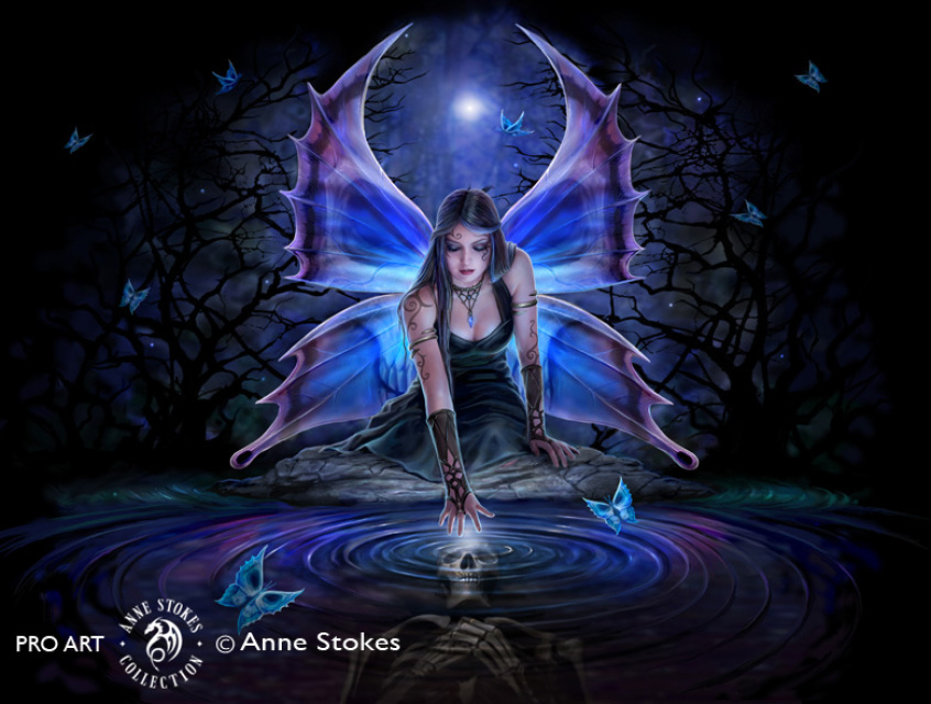 anne stokes wallpaper for - photo #9
