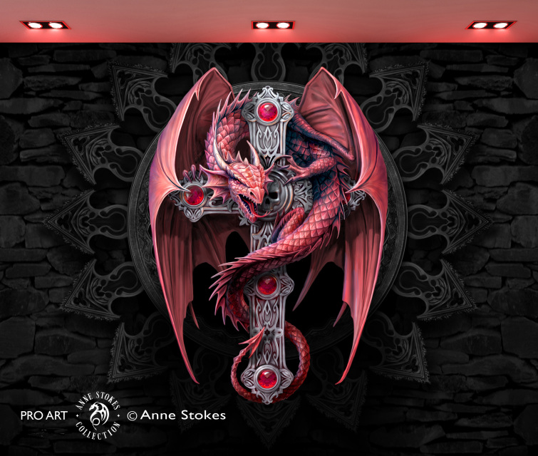 Anne Stokes Full Wall Murals